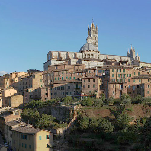 siena guided tour